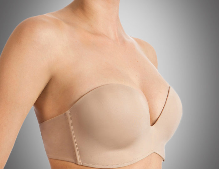 Wonderbra de ultimate strapless BH
